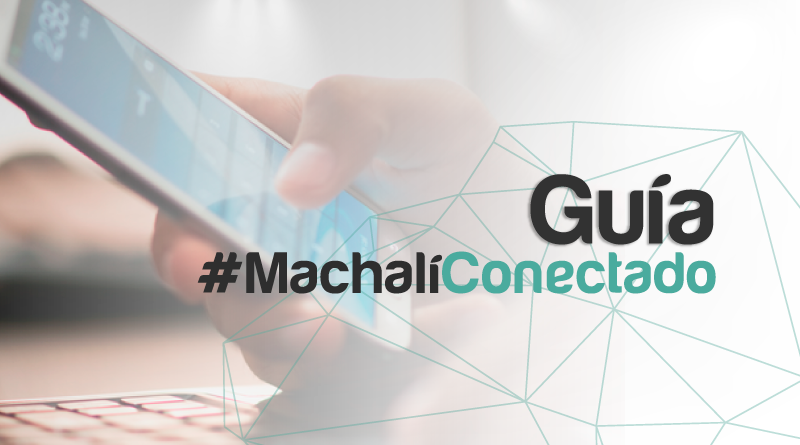 Guía telefónica #MachaliConectado