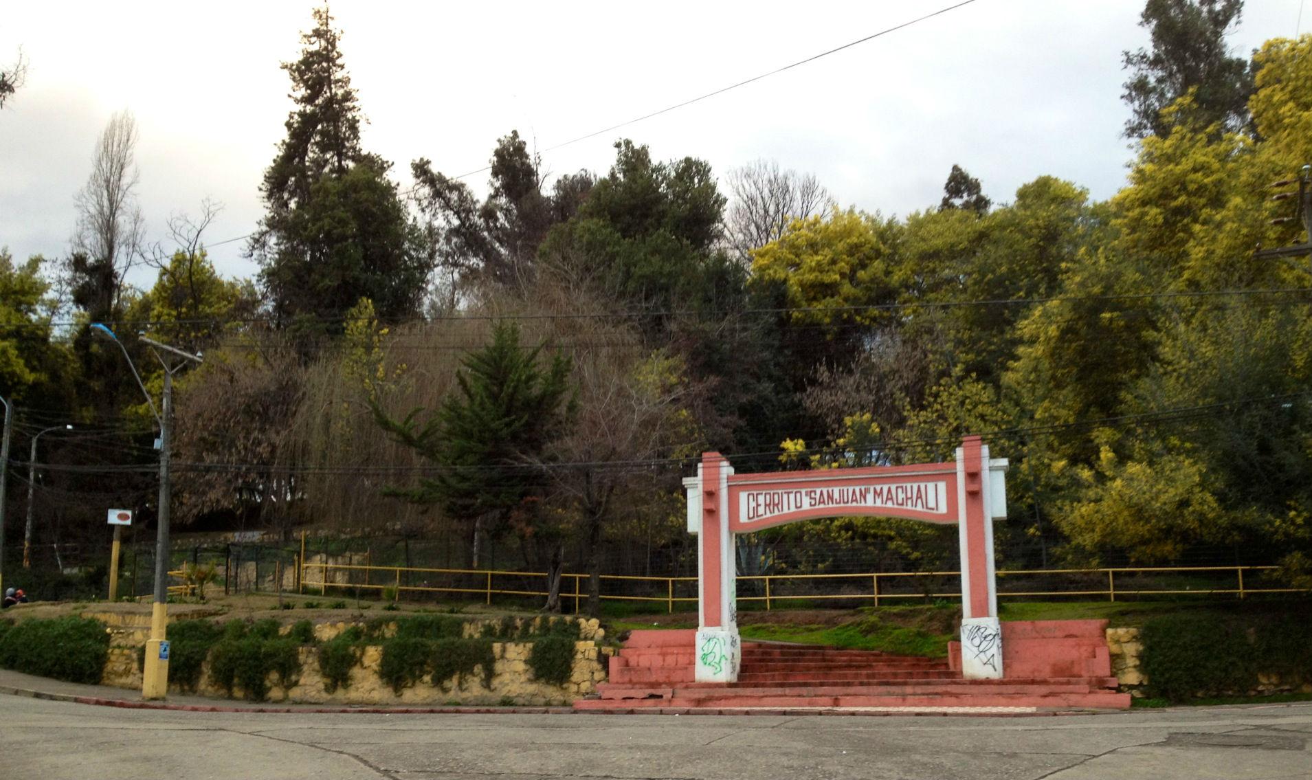 Hermanos dicen ser dueños del Cerro San Juan y de 20 mil hectáreas de Machalí