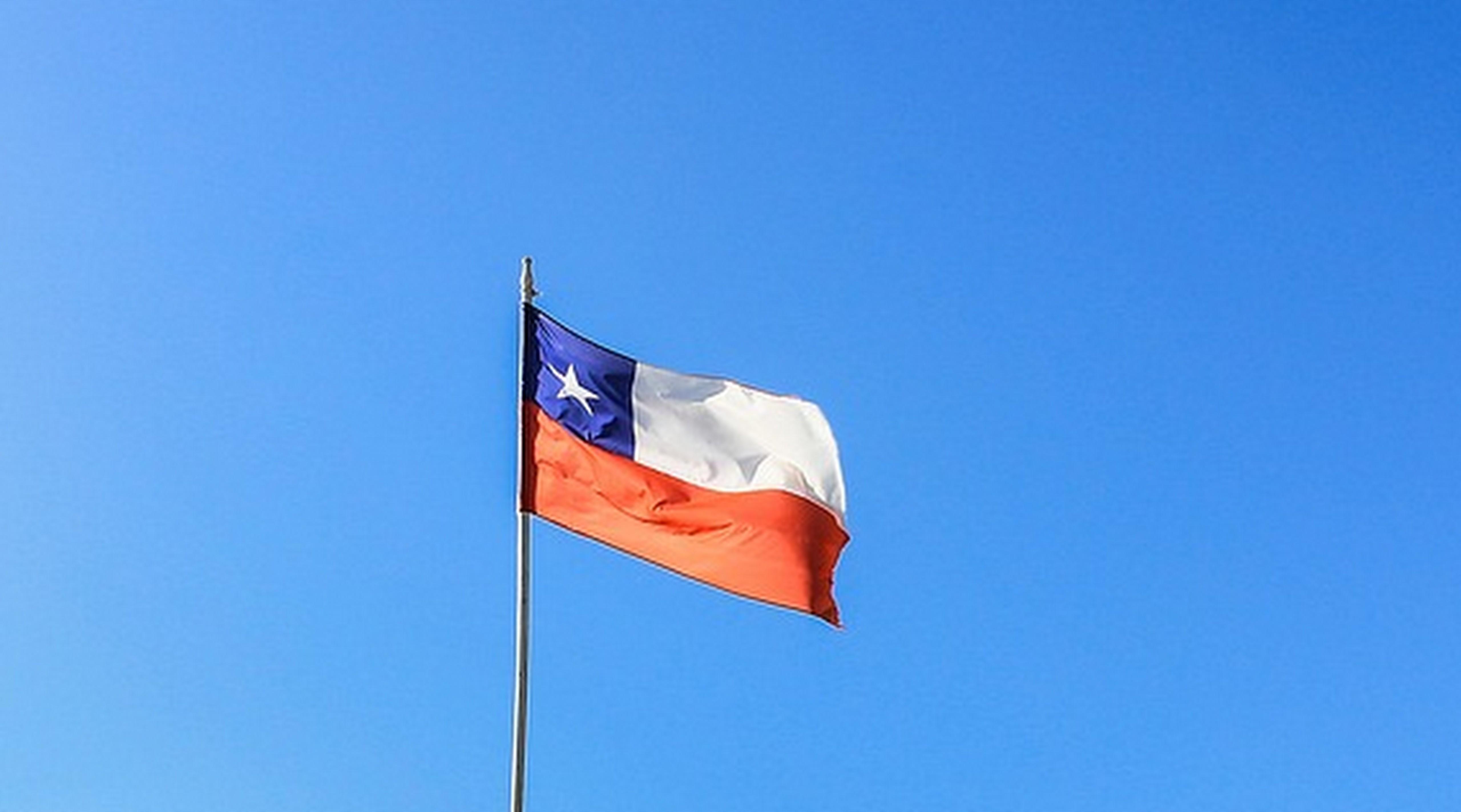 Cómo colocar la bandera chilena en Fiestas Patrias