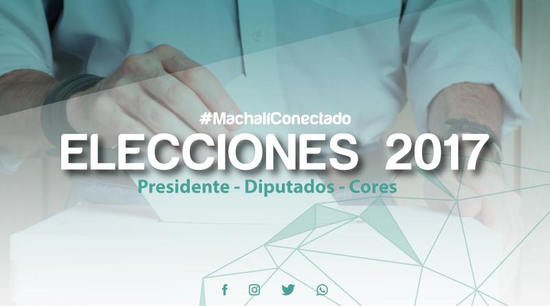 Resultados Elecciones: Los Diputados y Cores que representarán a Machali