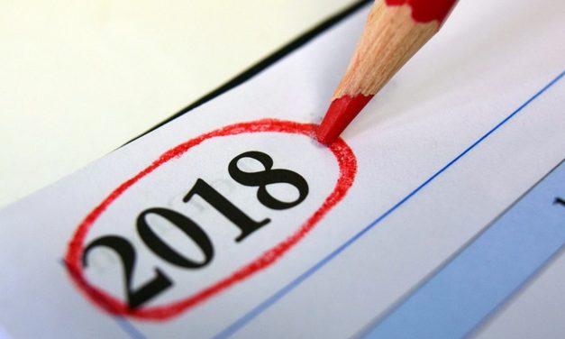 Revisa los feriados que trae el 2018