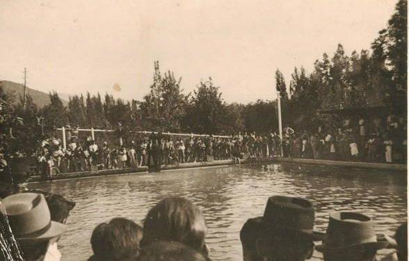 La piscina municipal, desde 1931 refrescando el verano machalino