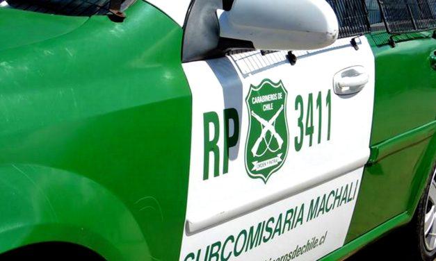 Detienen a dos sujetos por robo en Tejas Verdes