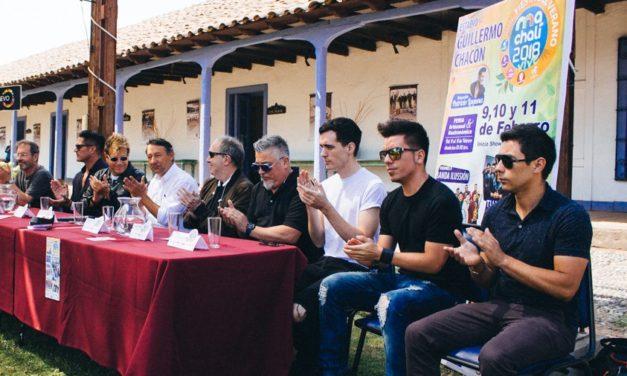 Este fin de semana se realizará la Fiesta del Verano Machalí 2018