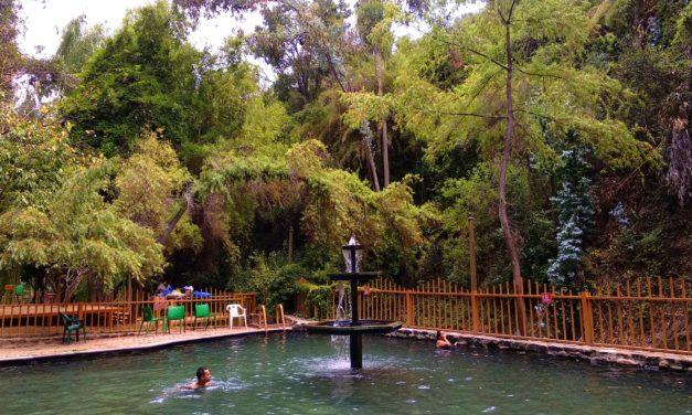 Naturaleza y diversión: Los atractivos del balneario Cal y Canto de Machalí