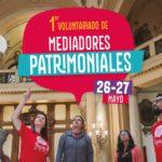 Invitan a participar como voluntario en el Día del Patrimonio Cultural