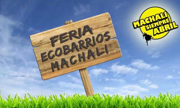 Feria Ecobarrios: Temáticas ambientales y sociales se tomarán Machalí