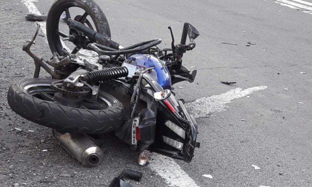 Un fallecido dejó accidente vehicular en Carretera del Cobre
