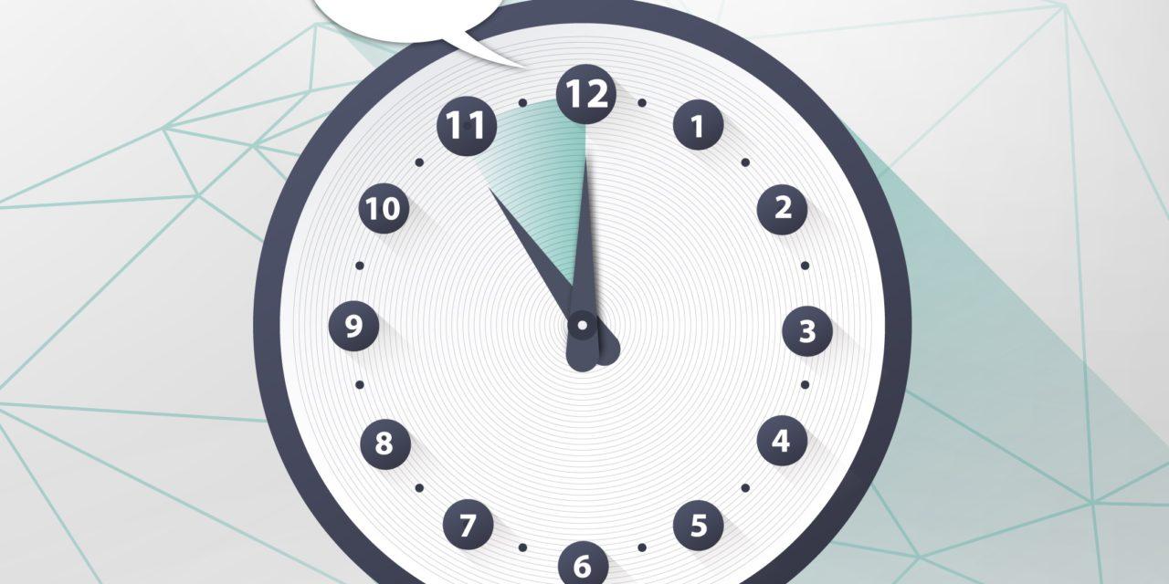 Horario Invierno: Este sábado 12 de mayo cambia la hora