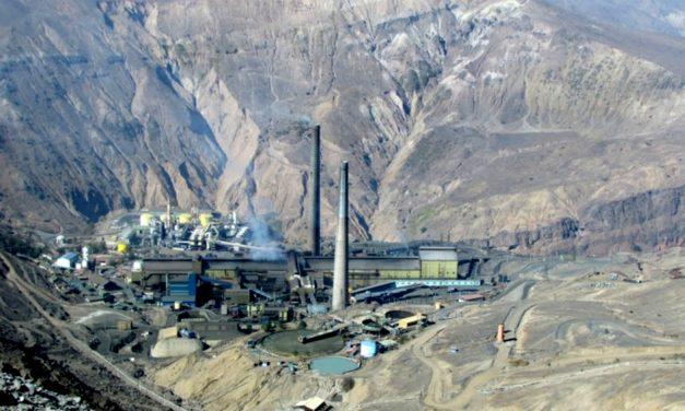 Trabajador muere en faenas de mina El Teniente