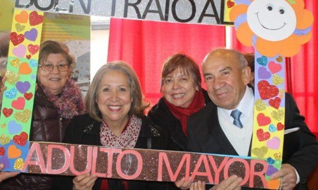 En Machalí realizan conmemoración regional por el Día del Buen Trato al Adulto Mayor