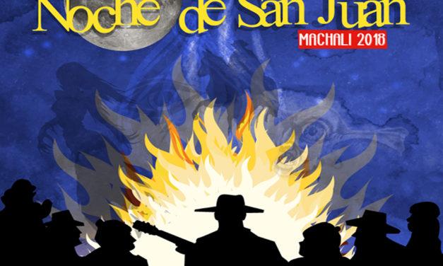 Noche de San Juan en Machalí