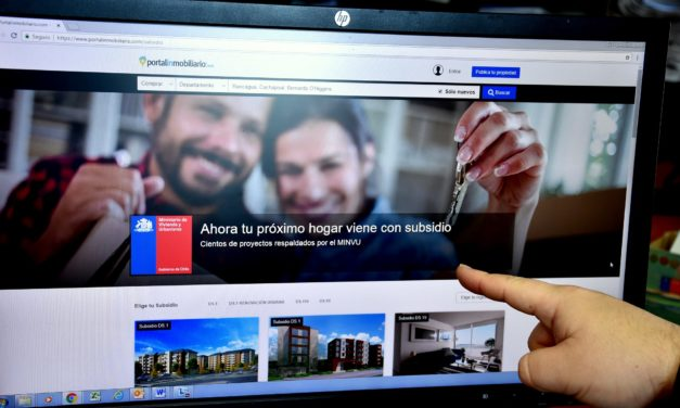 Oferta de viviendas con subsidios MINVU ya está disponible en portales inmobiliarios digitales