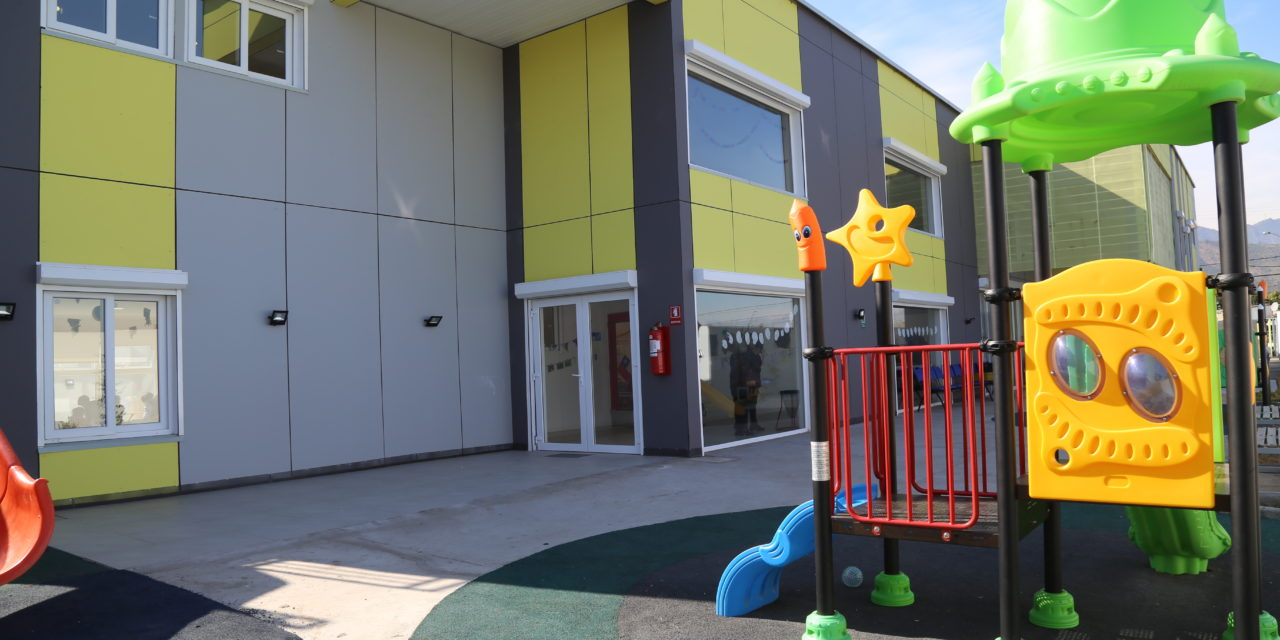 Inauguran nuevo jardín infantil en Machali