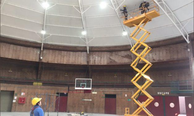 Juegos Binacionales: Colegio Coya se prepara para recibir el vóleibol