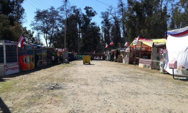 Fondas se extienden hasta este fin de semana en Machali