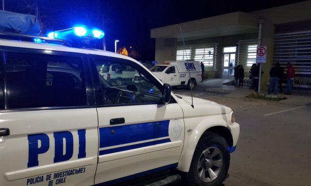 Detienen a joven de 17 años por homicidio en Machalí