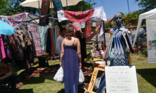 """Este fin de semana se realizará la VI versión de la """"Feria Holística Sanarte Nogales"""" en Machalí"""