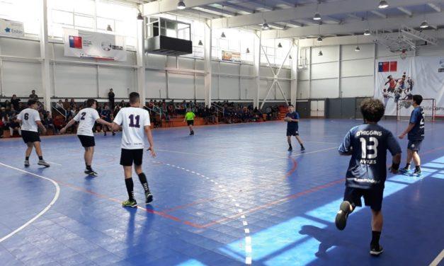 Dolorosas derrotas en Balonmano y Fútbol marcan la primera jornada de O´Higgins en los Binacionales 2018