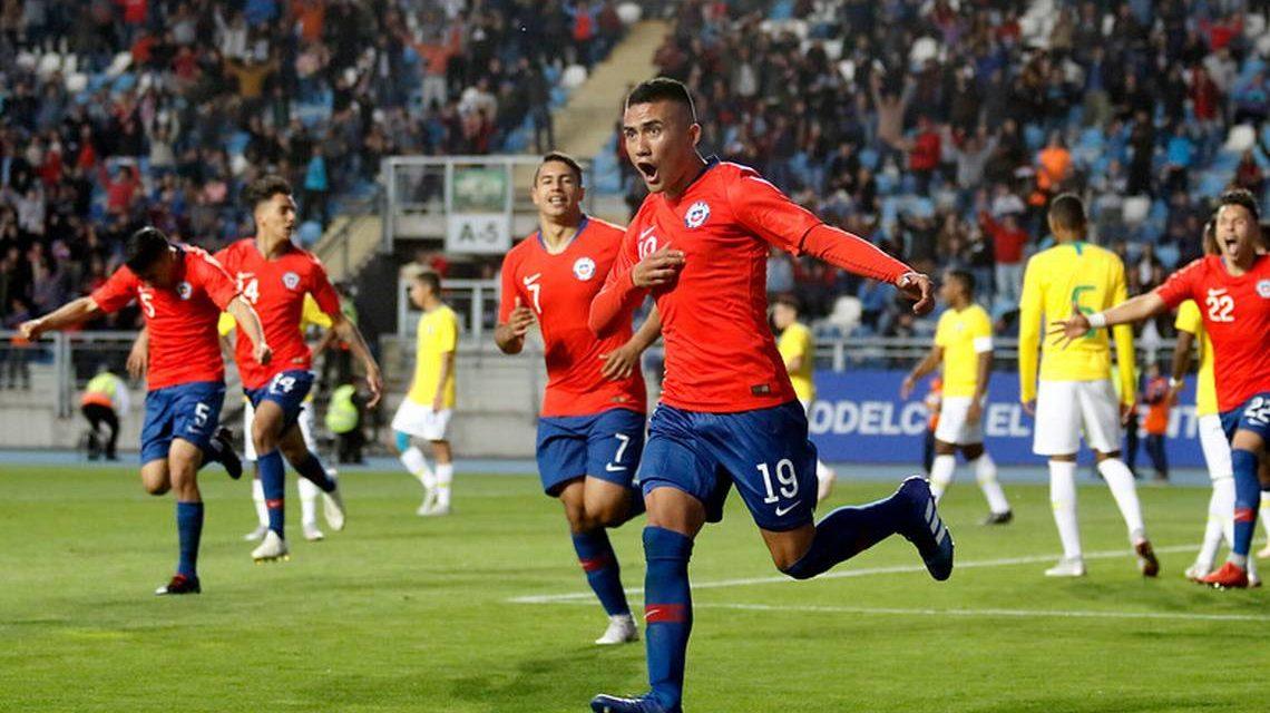Este martes en Rancagua será el sorteo del sudamericano de fútbol sub 20