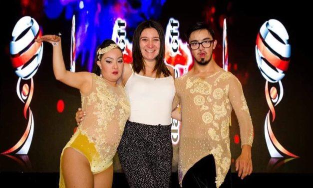Pareja de bailarines machalinos triunfó en Campeonato Mundial en Estados Unidos
