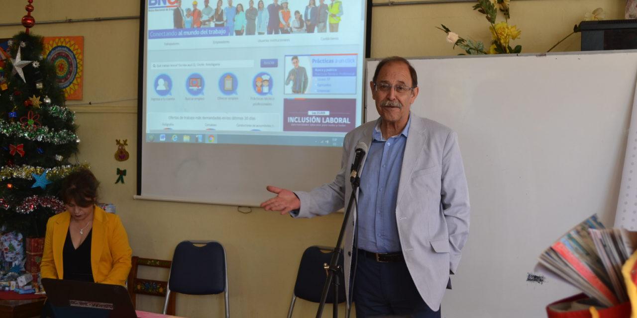 """Lanzan en la región el proyecto piloto """"A un click de tu práctica"""""""