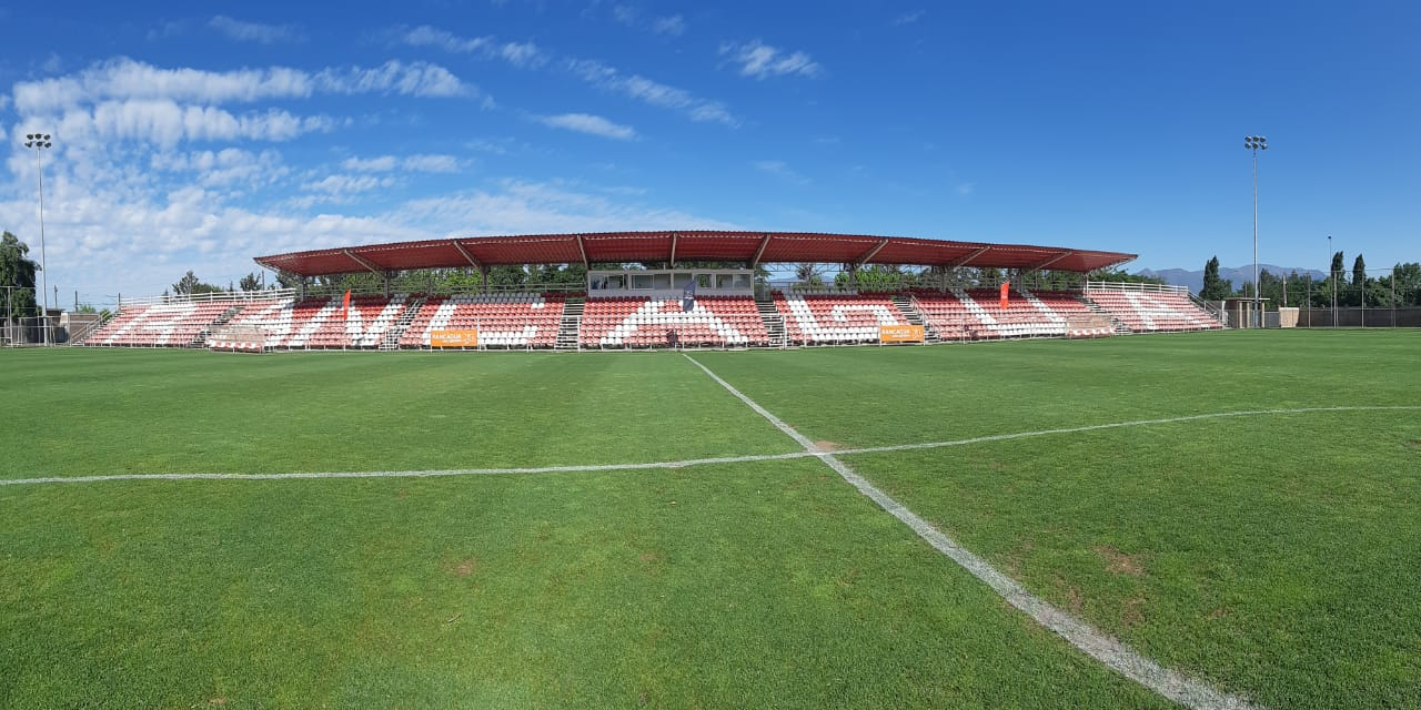 Rancagua está lista para para recibir el Sudamericano de Fútbol Sub 20