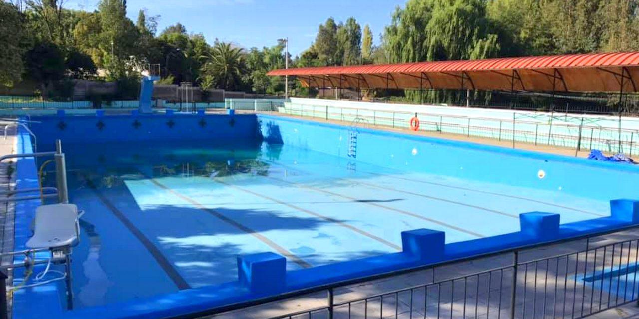 Cierran piscina municipal de Machalí por actos de vandalismo