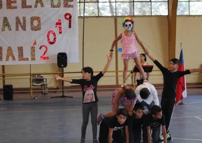 Ministerio del Deporte finaliza con éxito «Escuelas de Verano» en Machalí