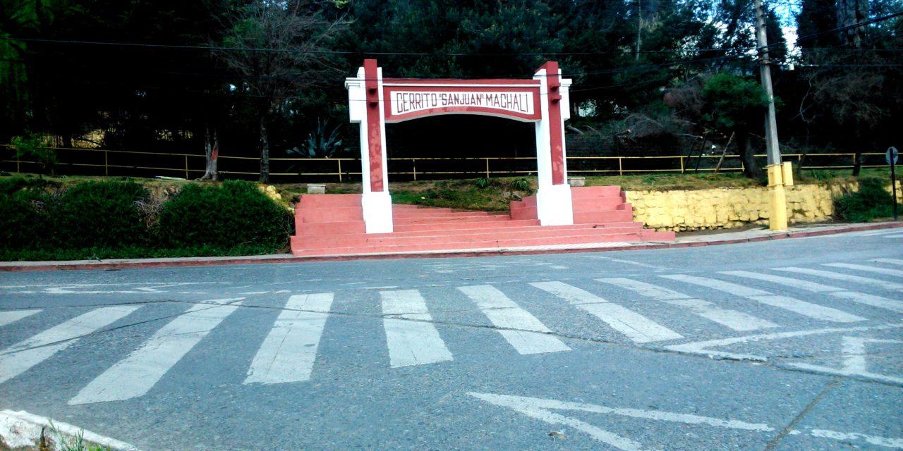 Condenan a 12 años a joven por homicidio en el Cerro San Juan de Machali
