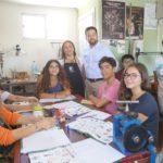 INJUV O'Higgins dicta talleres recreativos y educativos a jóvenes de la región