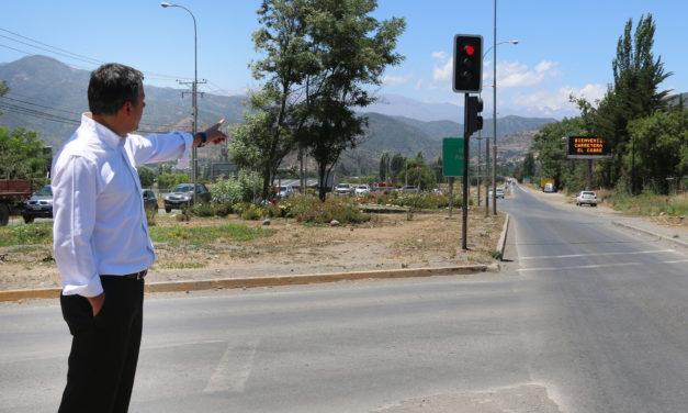 Rancagua – Machalí: Ingresan a Core proyecto para iniciar construcción de doble vía Carretera El Cobre