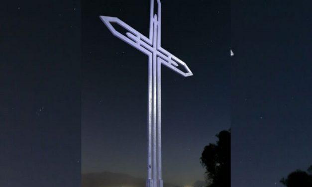 Memorias de Machalí: La Cruz del Cerro San Juan