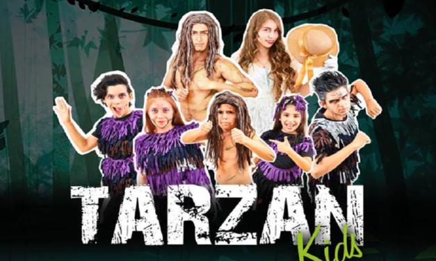 «Tarzán Kids» se presentará este domingo en Machalí