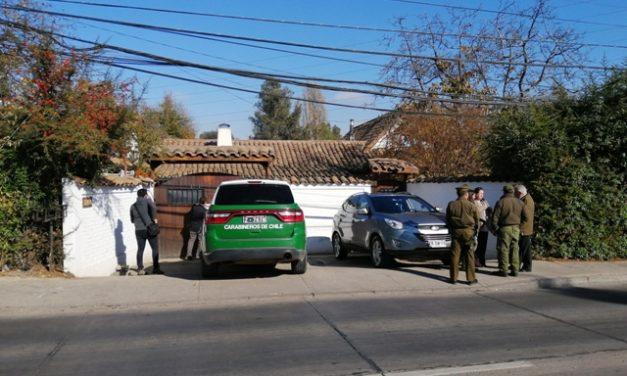 En Machalí prohíben funcionamiento a centro de Tratamiento y Rehabilitación de drogas y alcohol