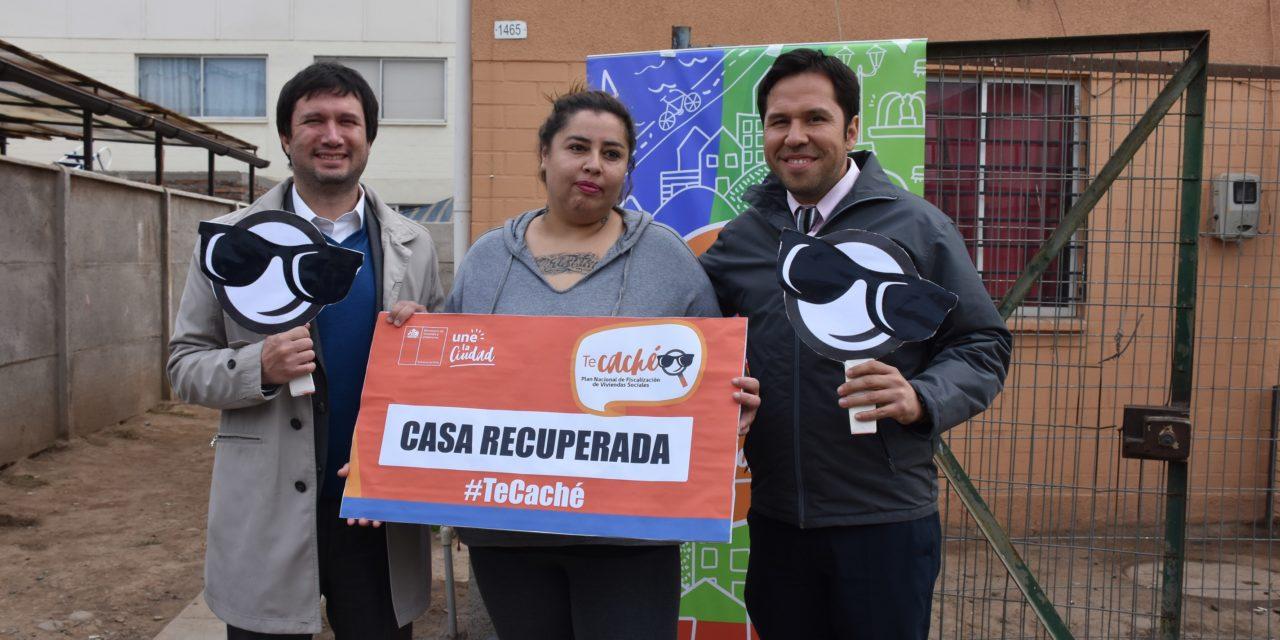 """""""Te Caché"""": Llaman a denunciar casos de mal uso de viviendas sociales"""