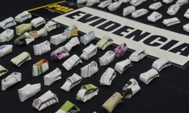 PDI efectúa multiples allanamientos por drogas en Rancagua