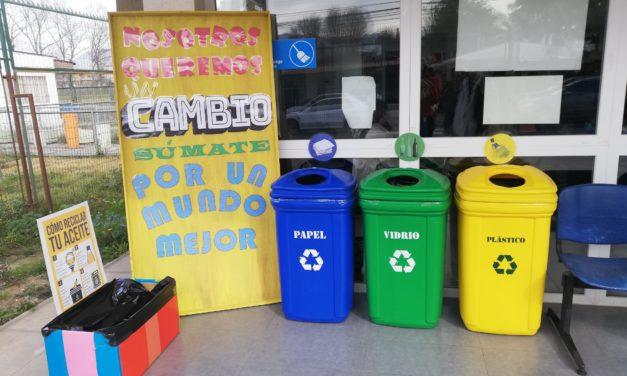 CECOSF Santa Teresa inauguró punto limpio
