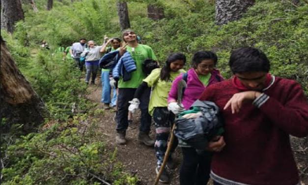 """Invitan a jóvenes de la Región a postular al voluntariado medioambiental """"Vive Tus Parques"""""""