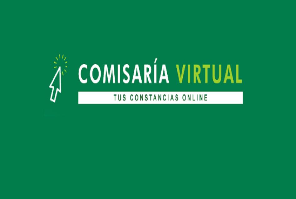 Los trámites que puedes hacer en la «Comisaria Virtual»