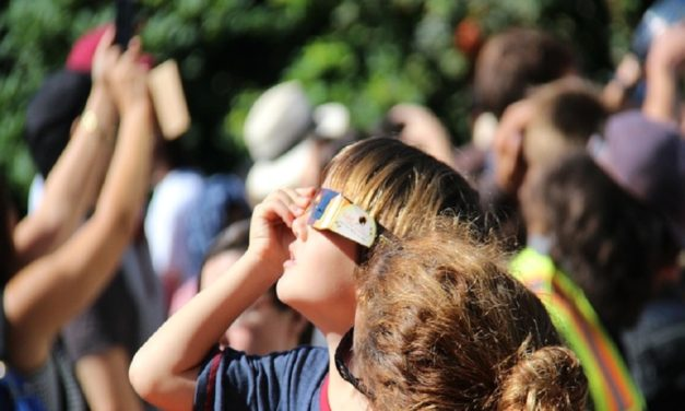 Recomendaciones para mirar el eclipse de forma segura