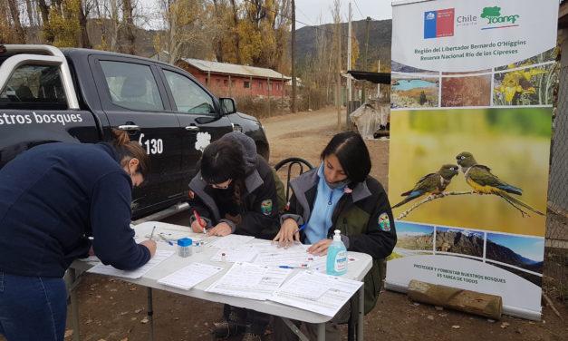Se activa Programa Mascota Protegida para vecinos de Chacayes