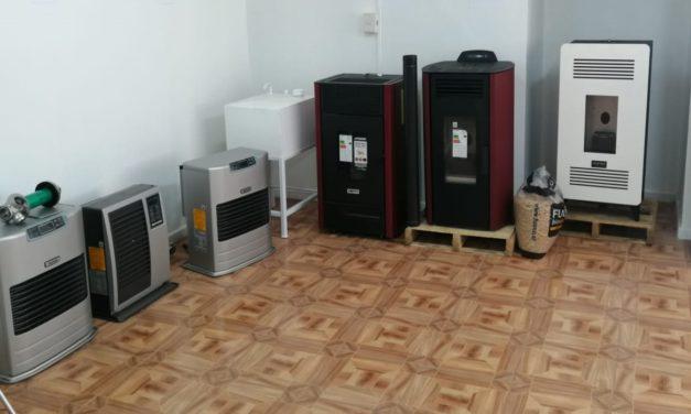 Recambio de Calefactores: Llaman a realizar copago antes del 30 de julio