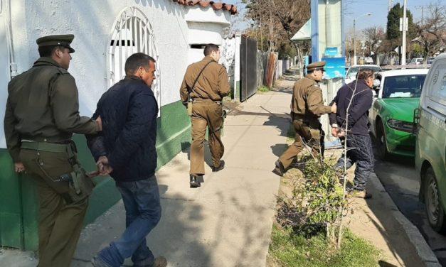 Tres detenidos por abigeato en Machalí