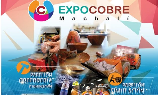 Llega la segunda versión de ExpoCobre Machalí 2019