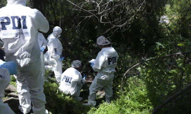 Hombre fue encontrado muerto en canal de Machalí