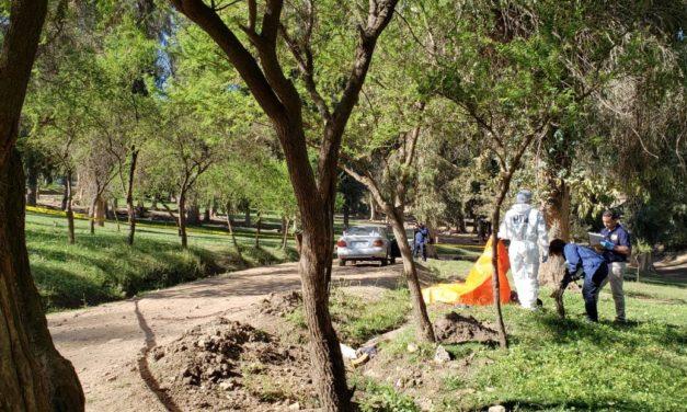Investigan homicidio en el Cerro San Juan de Machalí