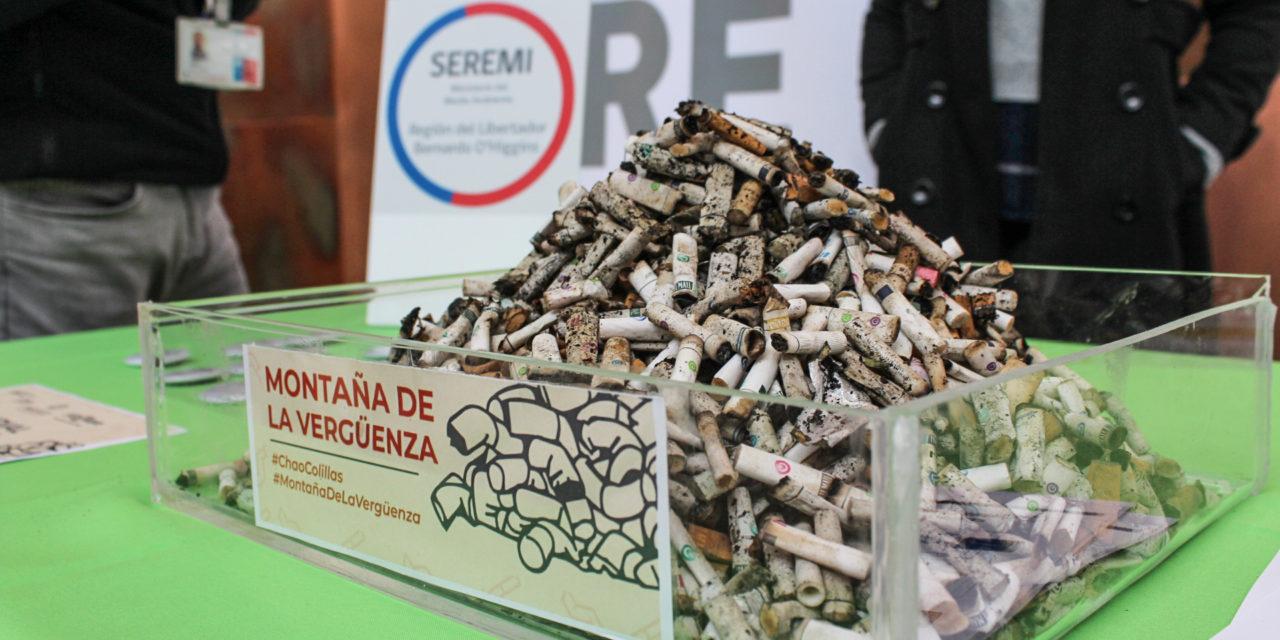 Hospital Regional de Rancagua prohibe fumar en el recinto desde el 2020