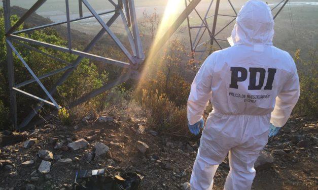 Investigan hallazgo de cadáver en Carretera del Cobre