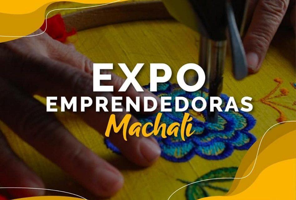 """""""Expo Emprendedoras"""" este finde en Machali"""